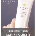 TeMana Facial Shield